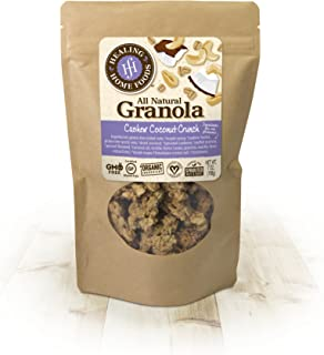 product image for Cashew Coconut Crunch Baked Granola