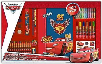 Arditex 066369 Coloriage Disney Malette De Coloriage Cars 100 Pieces Amazon Fr Jeux Et Jouets