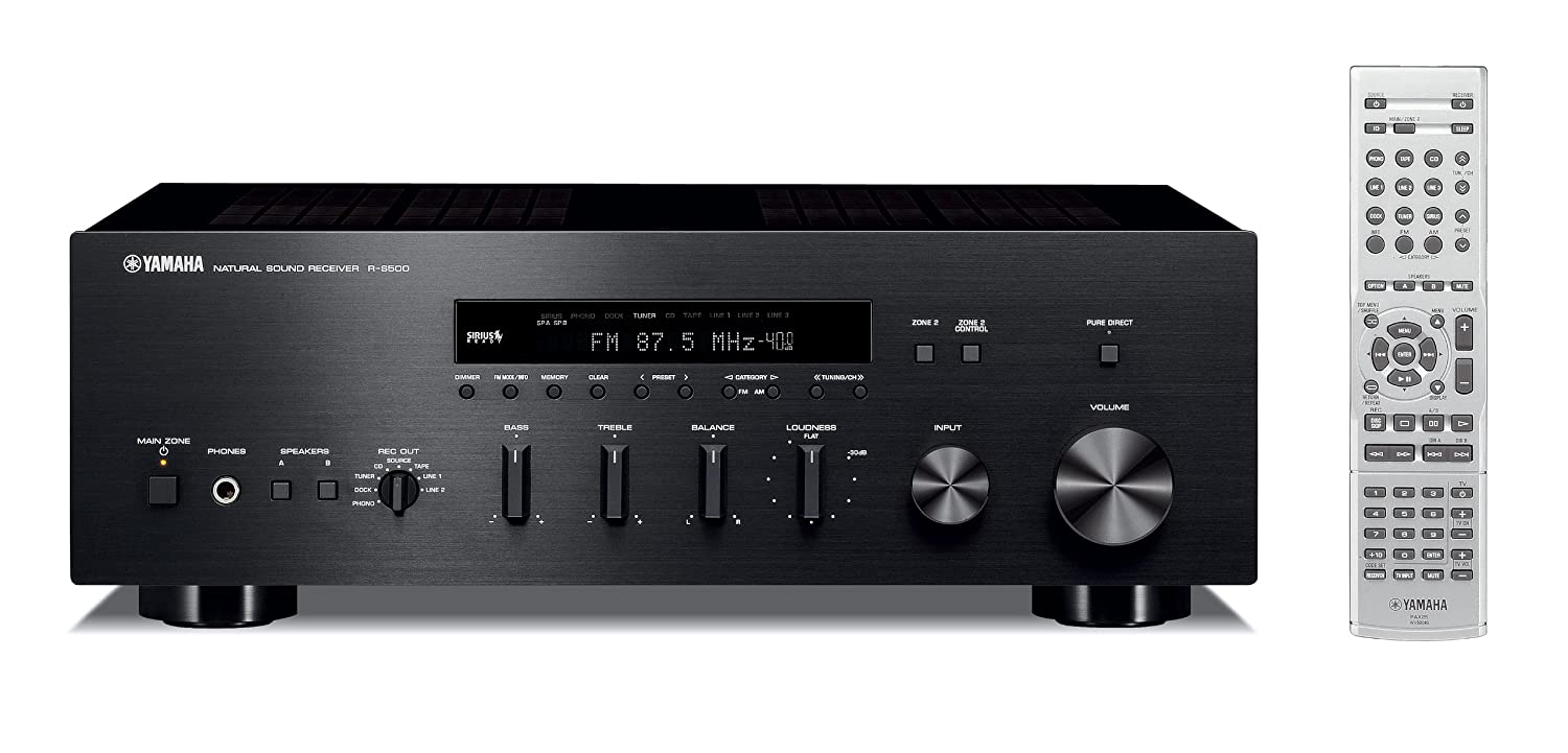 Yamaha R-S500 Sound Stereo Receiver