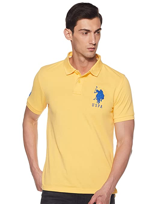 U.S. Polo Assn. Men's Polo Men's Polos at amazon