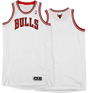 NBA Mens On-Court Wordmark Authentic Climacool Big And Tall Blank Jerseys, Chicago Bulls