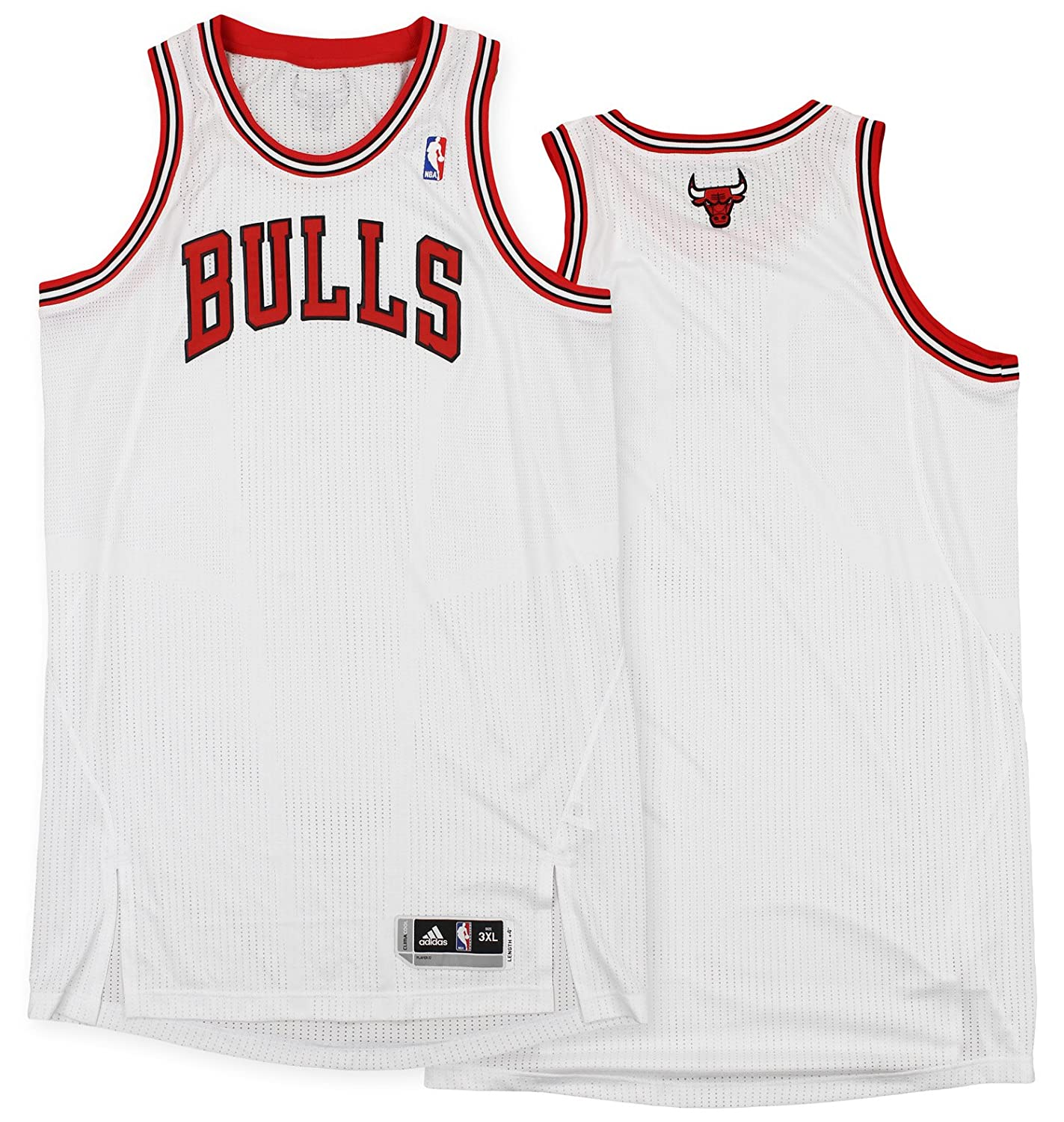 fc85670c2582 Amazon.com   NBA Men s On-Court Wordmark Authentic Climacool Big And Tall Blank  Jerseys