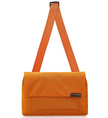 9e0bc6074c Tom Clovers Girls Womens Waterproof Nylon Crossbody Bag Shoulder Bag  Message Bag School Bag Satchel Sling