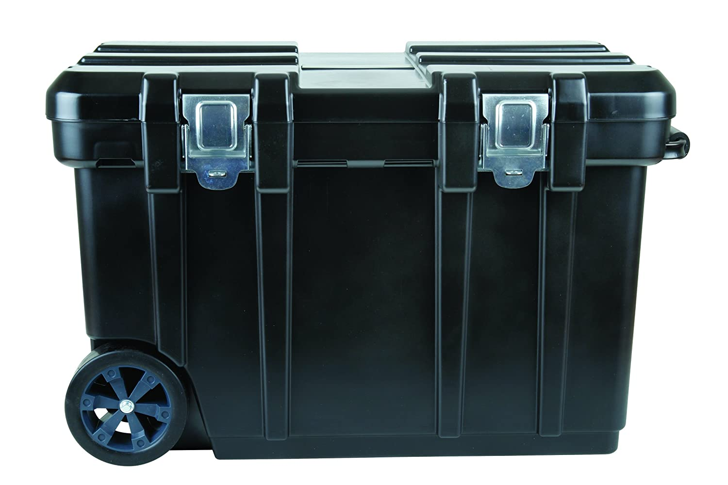 Flambeau 6531BK Rolling Cart Tool Chest with Lift-Out Tray 31-Inch