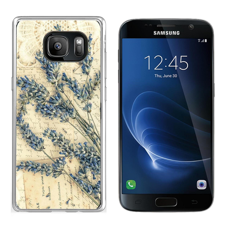 Amazon.com: Luxlady Samsung Galaxy S7 Clear case Soft TPU ...