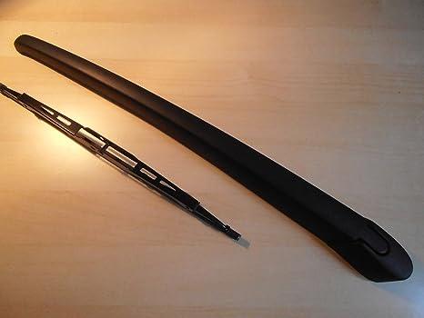 Limpiaparabrisas trasero y cuchilla