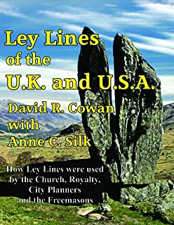 Ley Lines And Earth Energies A Groundbreaking Exploration Of The - Us-ley-lines-map