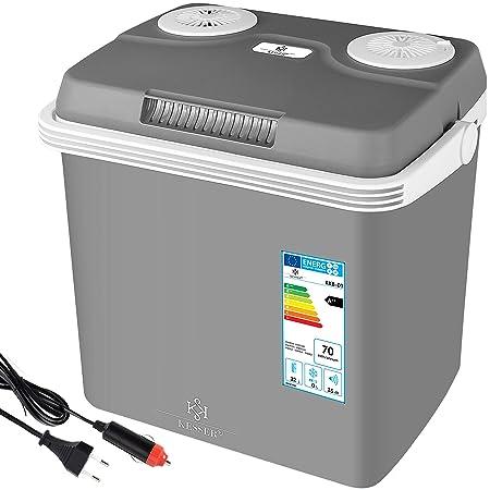 Kesser 32 L Nevera térmica de Nevera portátil eléctrica 12 V y 230 ...