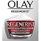 Olay Regenerist Cream, Fragrance Free, 1.7 Ounce