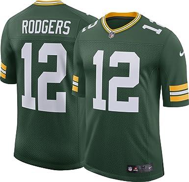 NIKE GBP M Nk LMTD JSY Team Cl Camiseta Green Bay Packers Hombre