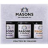 Masons Yorkshire Gin, Trio box 5cl