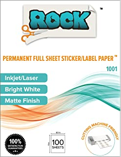 Amazon com : Avery Magnet Sheets, 8 5 x 11 Inches, White