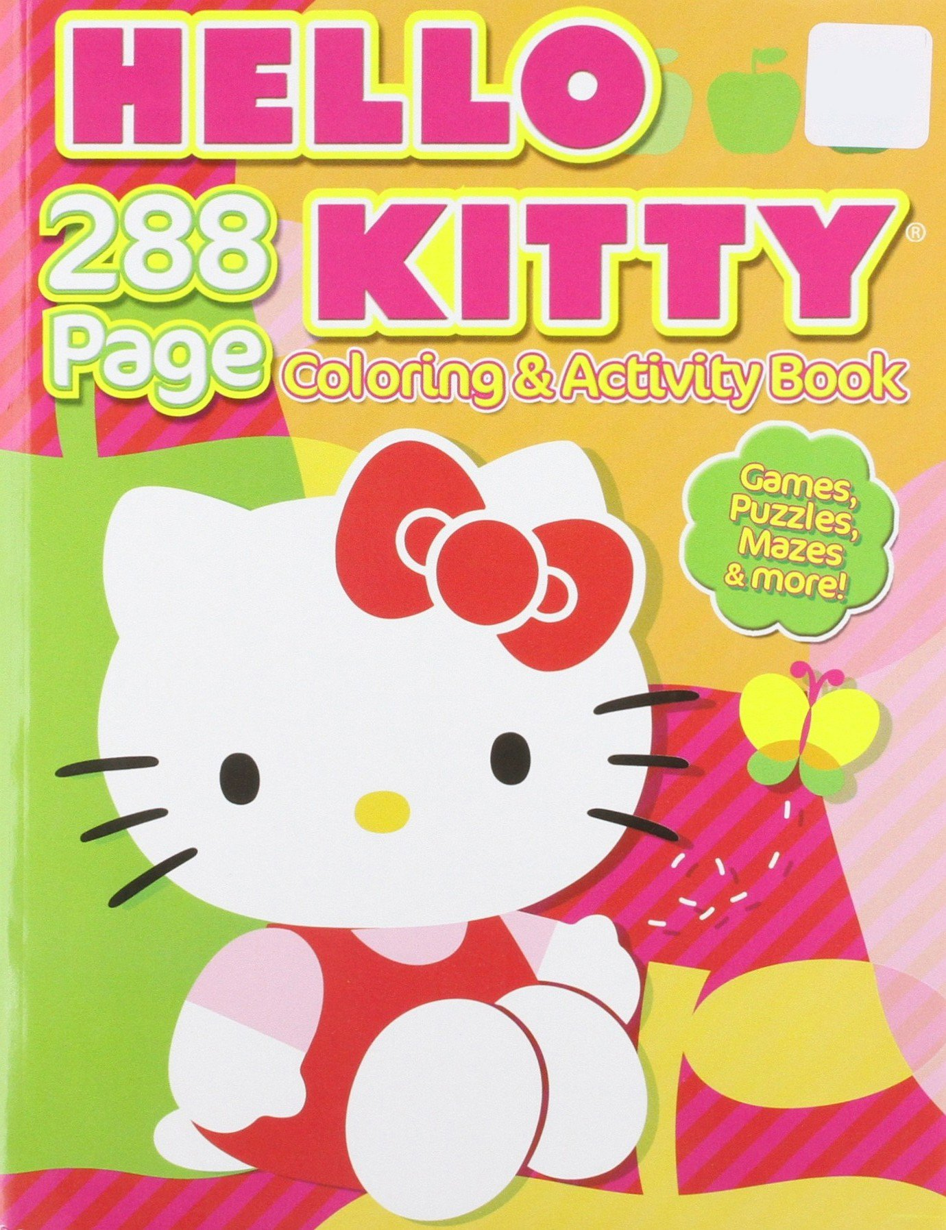 Read Online Hello Kitty Coloring & Activity PDF