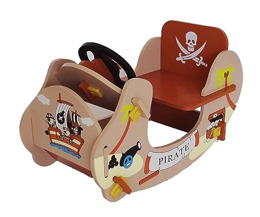 Piraten Schaukelschiff - Piraten Schaukelboot