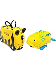 Trunki, Valigia Bambini, Yellow (giallo) - 0258-GB01