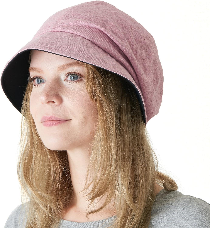 Charm Casualbox da Donna Sole Cappello Organico Cotone Giapponese Design Morbido UV Protezione