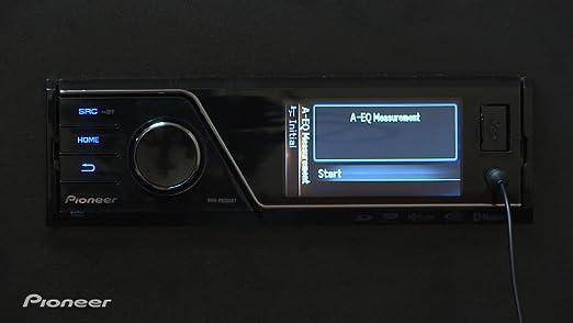 Amazon com: Pioneer MVH-P8200BT 4 x 50 Watts Multimedia AV