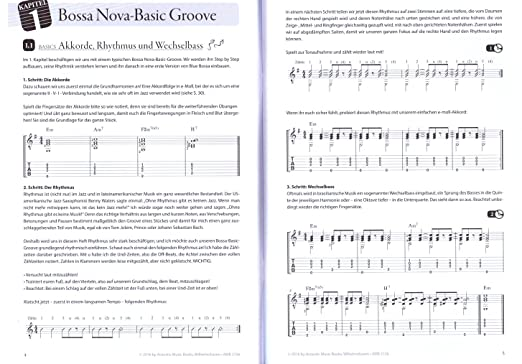 The Easy Way To Blue Bossa Groupe 2 - GUITARE Workshop Pour ...