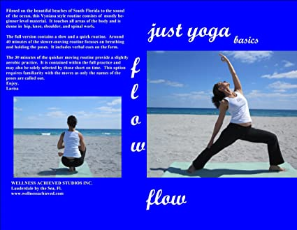 Amazon.com : Just Yoga: Basic Flow : Exercise And Fitness ...