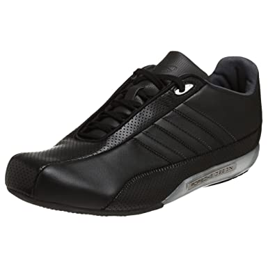 the best attitude 072fd d7318 Adidas Men's Porsche Design S2 Driving Shoe, Black/Shale ...