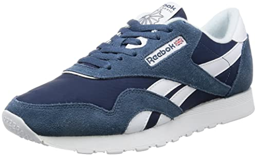 d89e63ae4ec Reebok Men s Classic Nylon Low-Top
