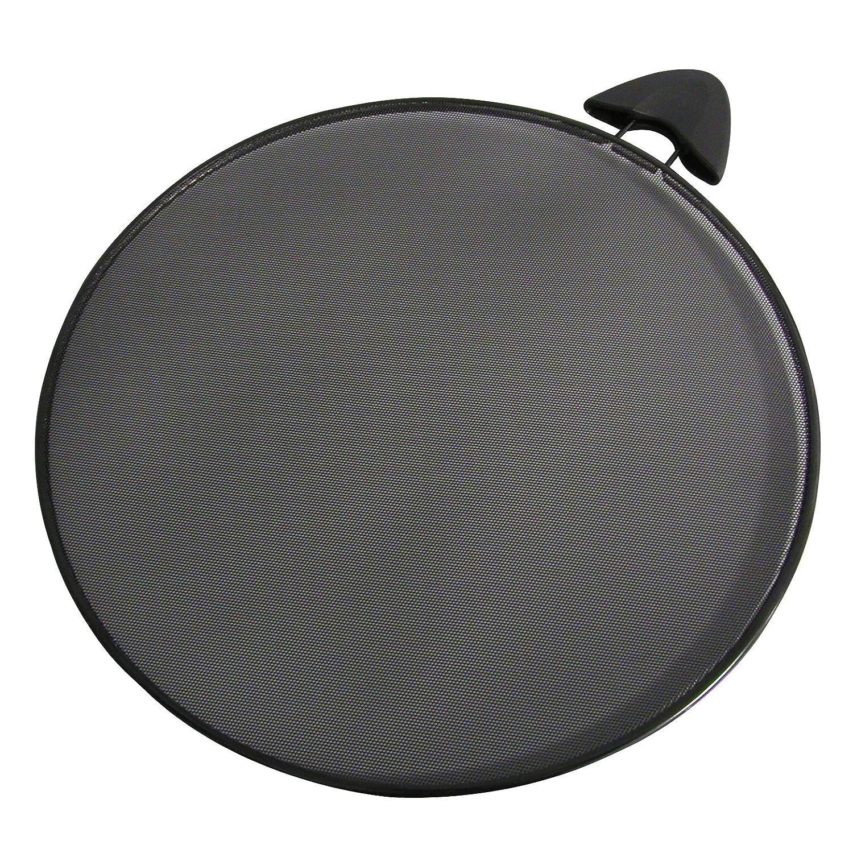 Black Metaltex 206429 11 Non-Stick Splatter Screen