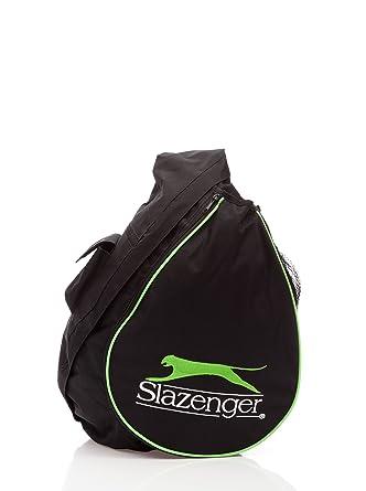 Slazenger Bandolera Paletero Negro: Amazon.es: Ropa y accesorios