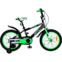 Upten Furious Kid's Bike for Boys and Girls, 12 14 16 18 inch with Training Wheels Children Bicycles, in Multiple Colors