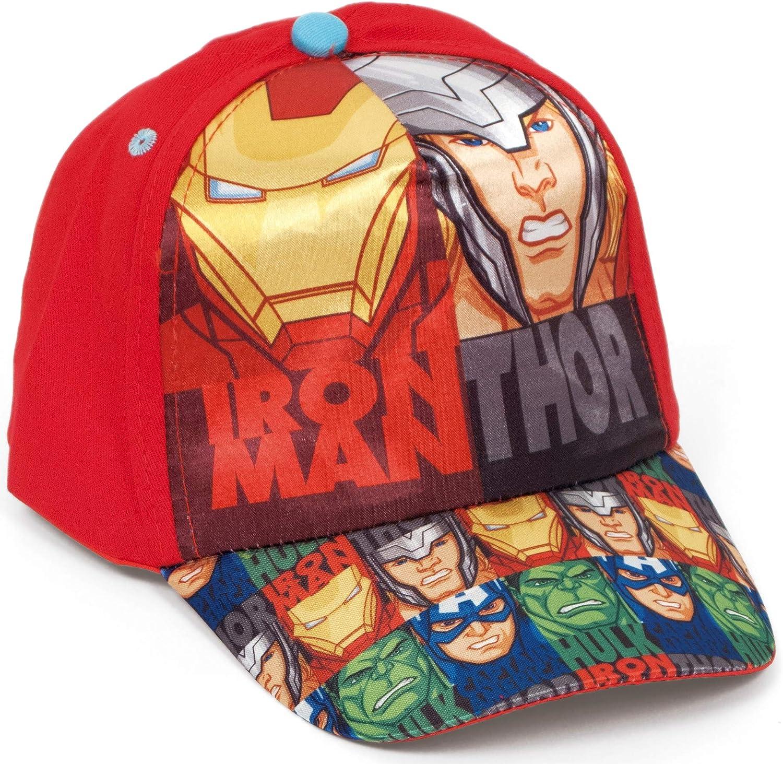 S.A Costume da bagno Avengers Avengers da spiaggia o piscina cappello Avengers per bambini ARTESANIA Y DISEGNO TEXTIL