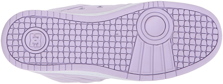 DC Women's Pure High-Top TX Skate Shoe B07322BY1W 10.5 B(M) US|Lilac