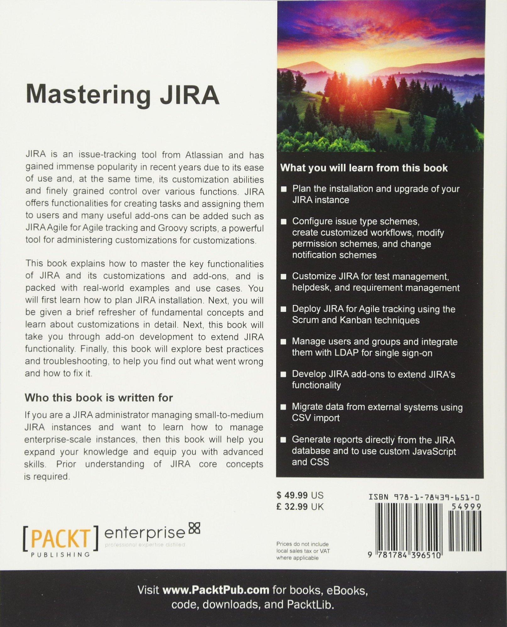 Mastering JIRA (English Edition): Amazon de: Ravi Sagar