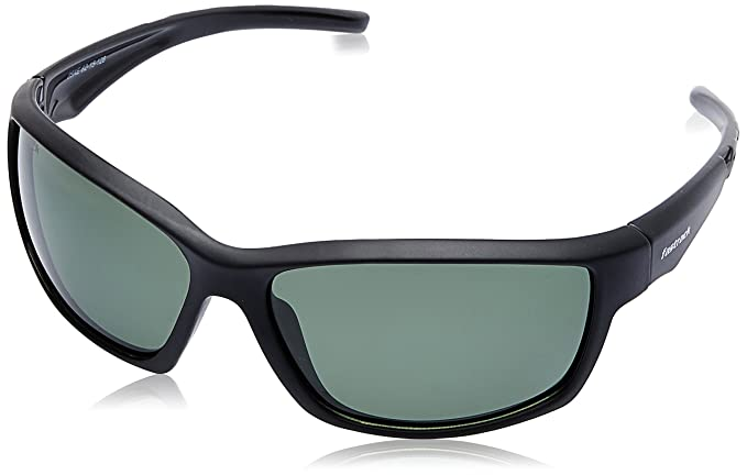 4dce75c03e Image Unavailable. Image not available for. Colour  Fastrack UV Protected  Wrap-Around Men s Sunglasses ...