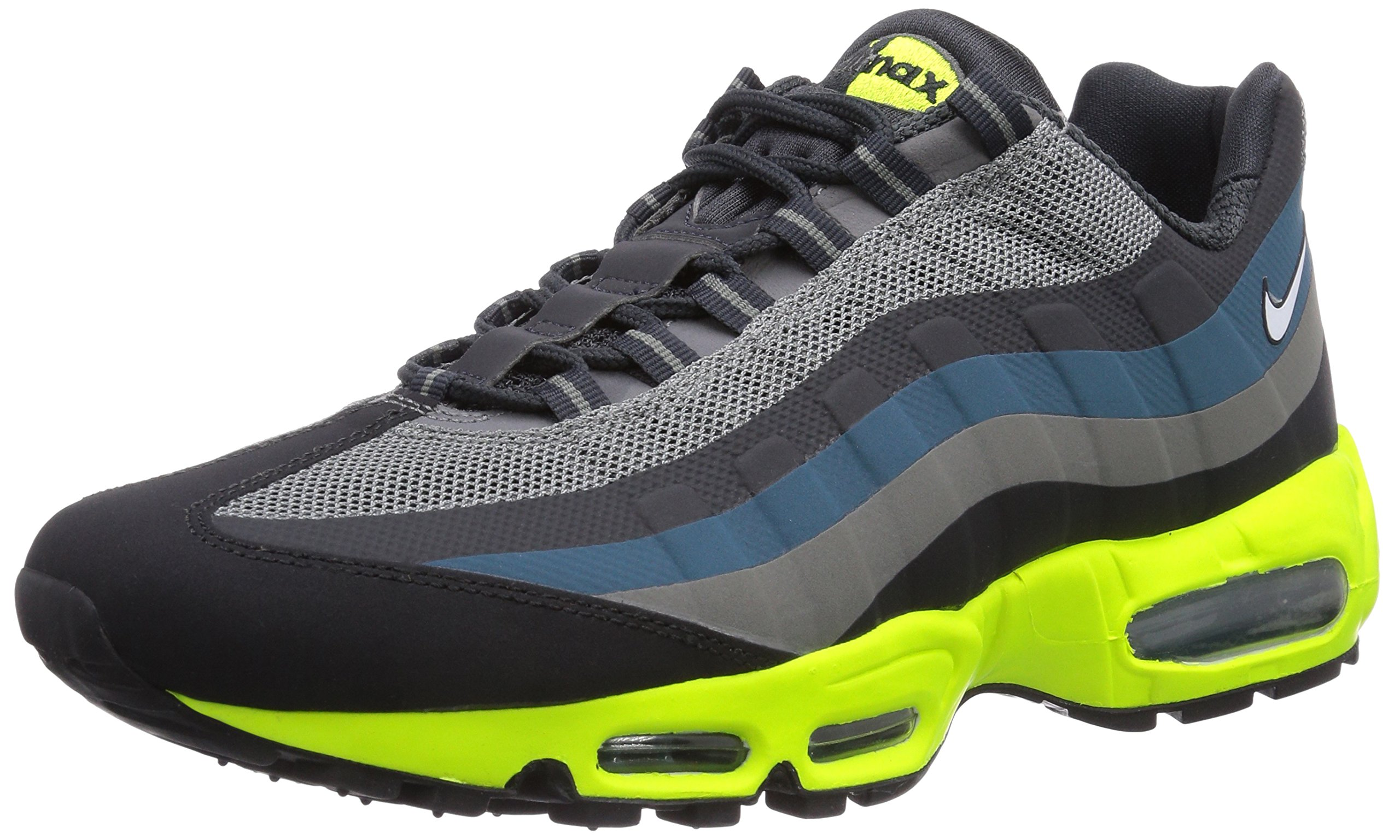 the latest c0ca6 c29aa Galleon - Nike Air Max 95 No Sew Men's Running Shoe 616190 ...
