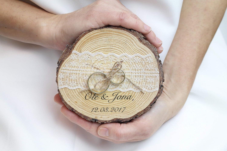 Ringkissen Holz