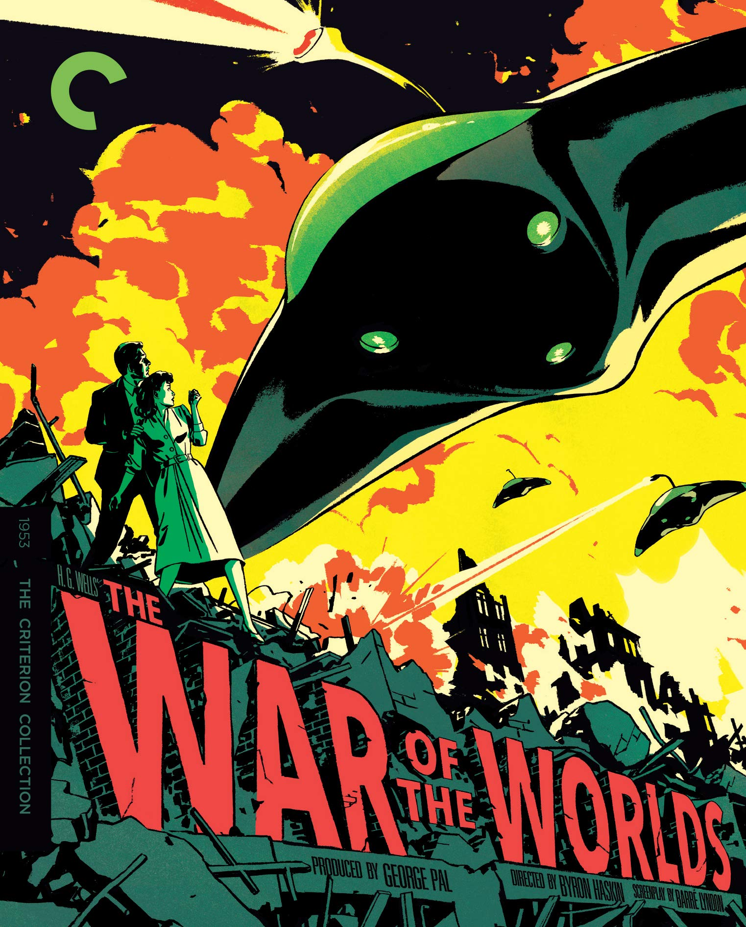 The War of the Worlds (The Criterion Collection) [Blu-ray]