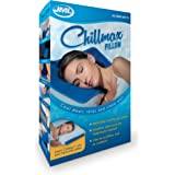 Almohada de gel JML Chillmax. Refrigeración natural y máxima comodidad. Apto para cualquier almohada