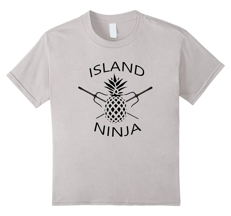 Island Ninja ~ T-Shirt