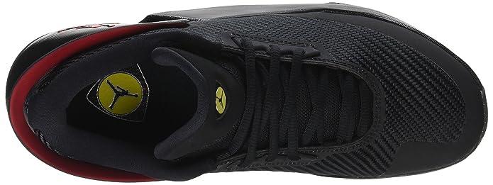 Nike Jordan Fly Lockdown, Zapatos de Baloncesto para Hombre, Negro (Black/Varsity Red/Dandelion 012), 49.5 EU: Amazon.es: Zapatos y complementos