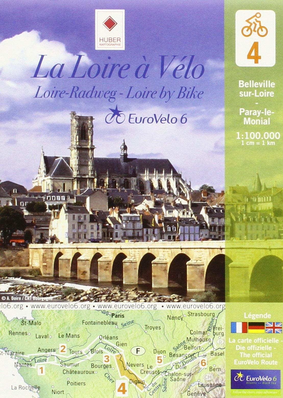 EuroVelo 6 vom Atlantik bis zum Rhein per Rad