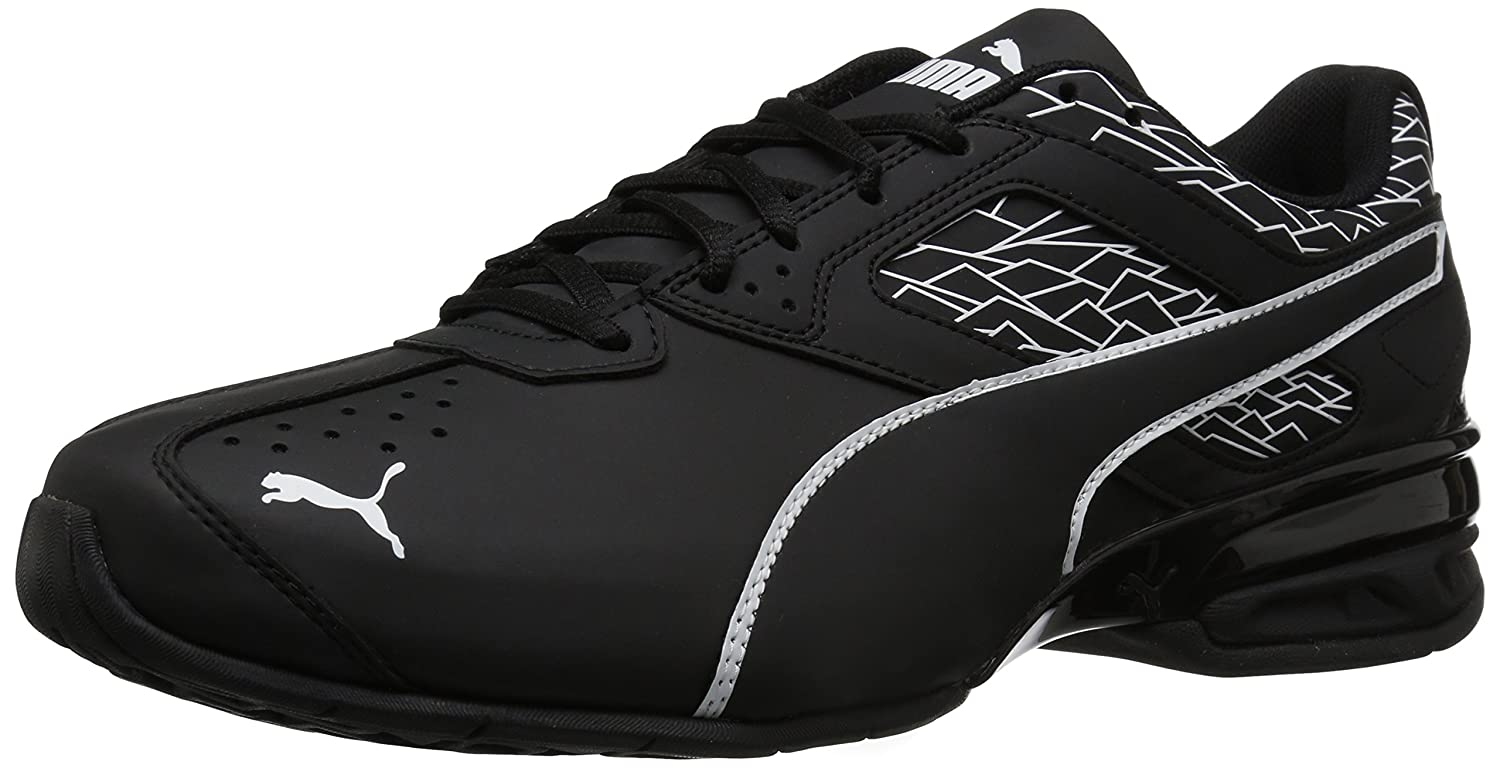 PUMA Men's Tazon 6 Fracture FM Cross-Trainer Shoe B06Y39LSXP 10 D(M) US|Puma Black-puma Black