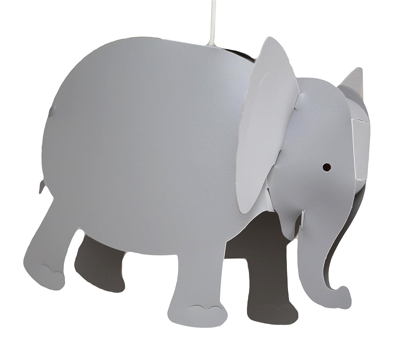 R& M Coudert Lampe de Plafond Suspension Chambre Enfant Éléphant Blanc RMCOU R&M Coudert _SE8