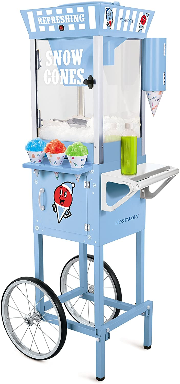 Snow Cone Machine Carts