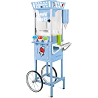 Nostalgia SCC200 Snow Cone Cart - 54 Inches Tall