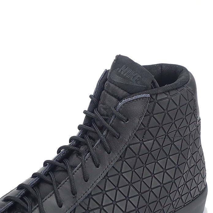 separation shoes 925db 82909 Nike Blazer Mid Metric QS Triple Black Men s Trainers (UK 7)  Amazon.co.uk   Shoes   Bags