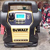 Amazon Com Dewalt Dxaej14 Power Station Jump Starter