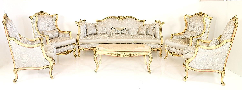 Gut Luxus Wohnzimmer Set   Gold   Stil Antik | Barock | Rokkoko | Louis XV /  XVI | Klassische ...