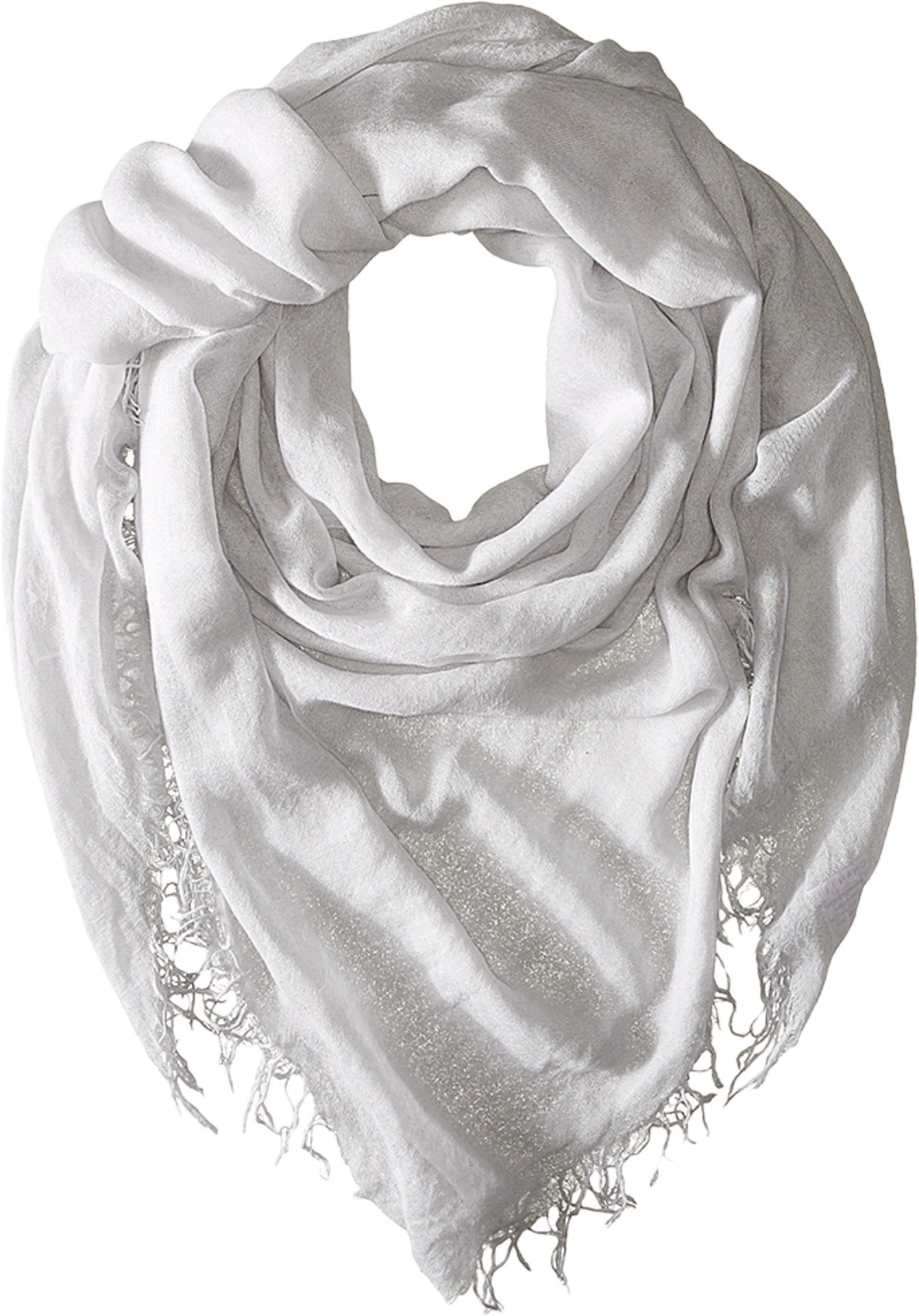 Chan Luu Women's Cashmere and Silk Scarf Glacier Grey One Size by Chan Luu