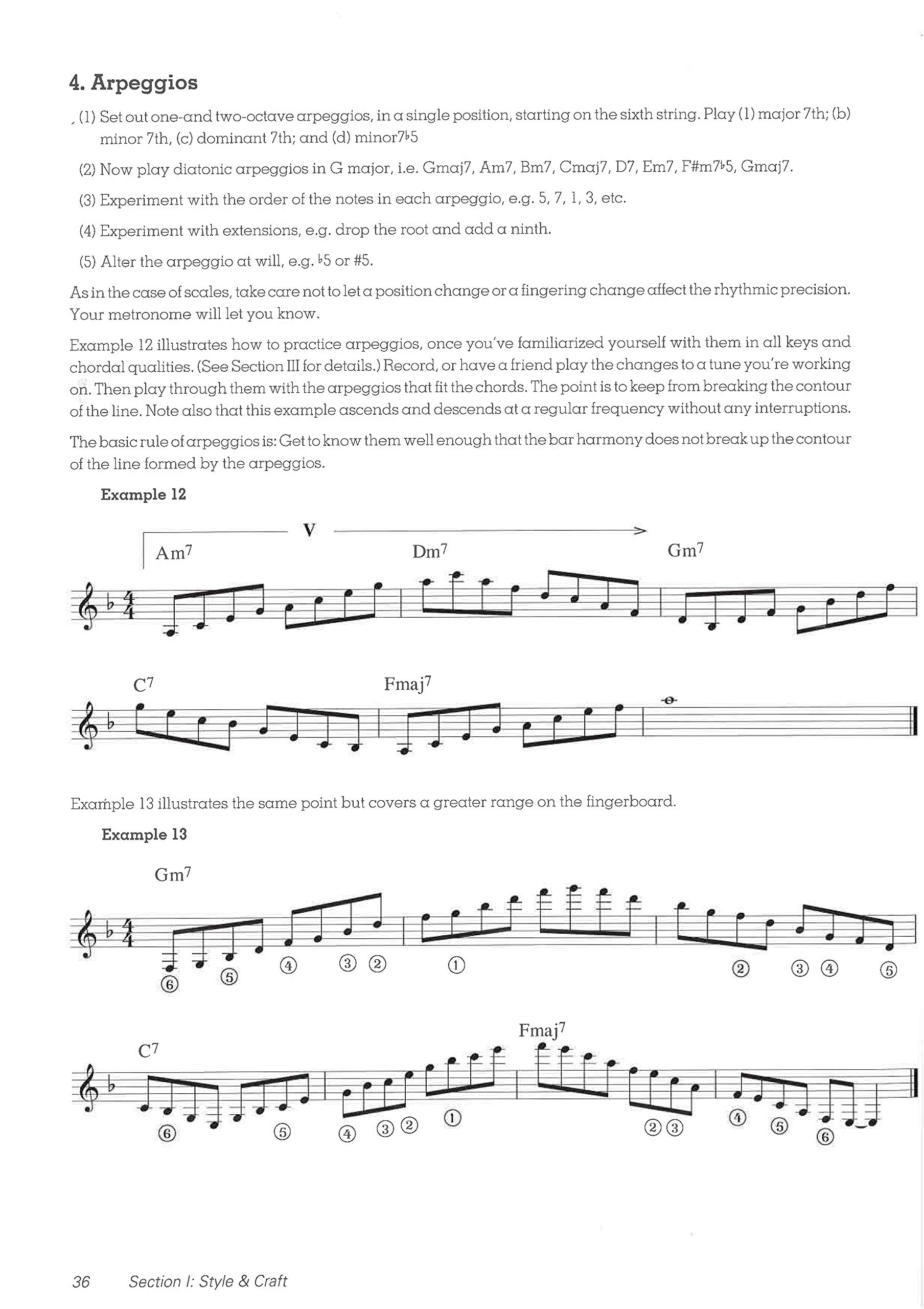 Guitar Compendium 1 Guitare Advance Music: the Praxis System ...