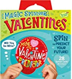 Peaceable Kingdom Magic Spinner Super Valentines Card Pack