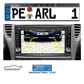 Lescars Funk Rückfahrkamera: Amazon.de: Elektronik